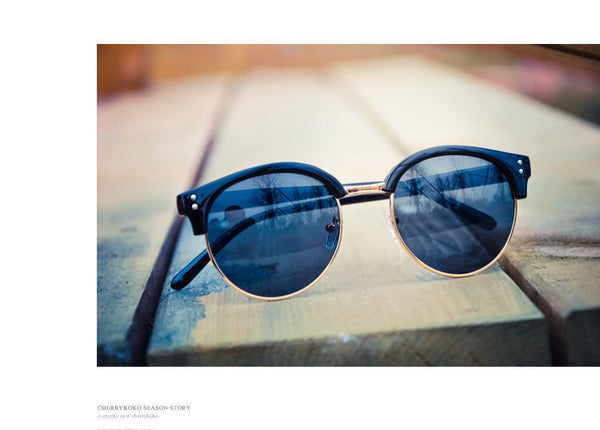 Semi rimless sunnies - Elizabeth Accessories, Sunnies, Shades, Sunglasses - Sunglasses and Eyeglasses