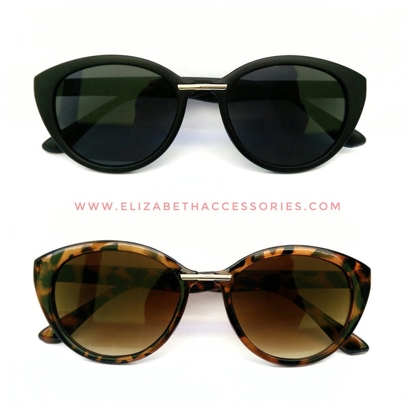 Unique style cat's eye sunglasses - Elizabeth Accessories, Sunnies, Shades, Sunglasses - Sunglasses and Eyeglasses