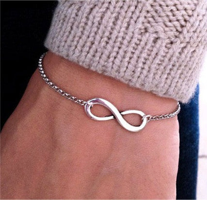 Infinity Symbol Bracelet - Elizabeth Accessories, Bracelet - Sunglasses and Eyeglasses