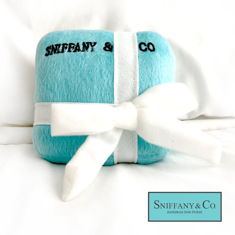 Sniffany & Co. Gift Box Soft & Cozy Dog Toy