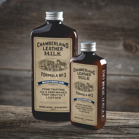 Chamberlain Leather Milk - No. 3