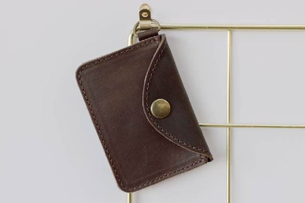 Nena & Co. Leather Card Wallet from Mexico Collection
