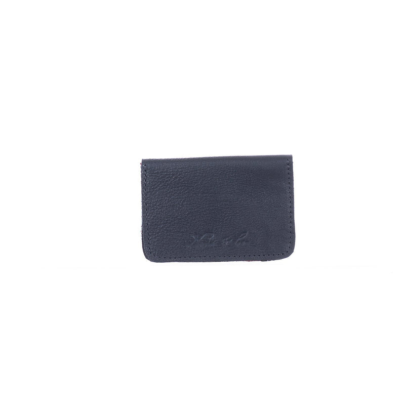 ARTISAN HORIZON HAZE CARD WALLET - BLACK