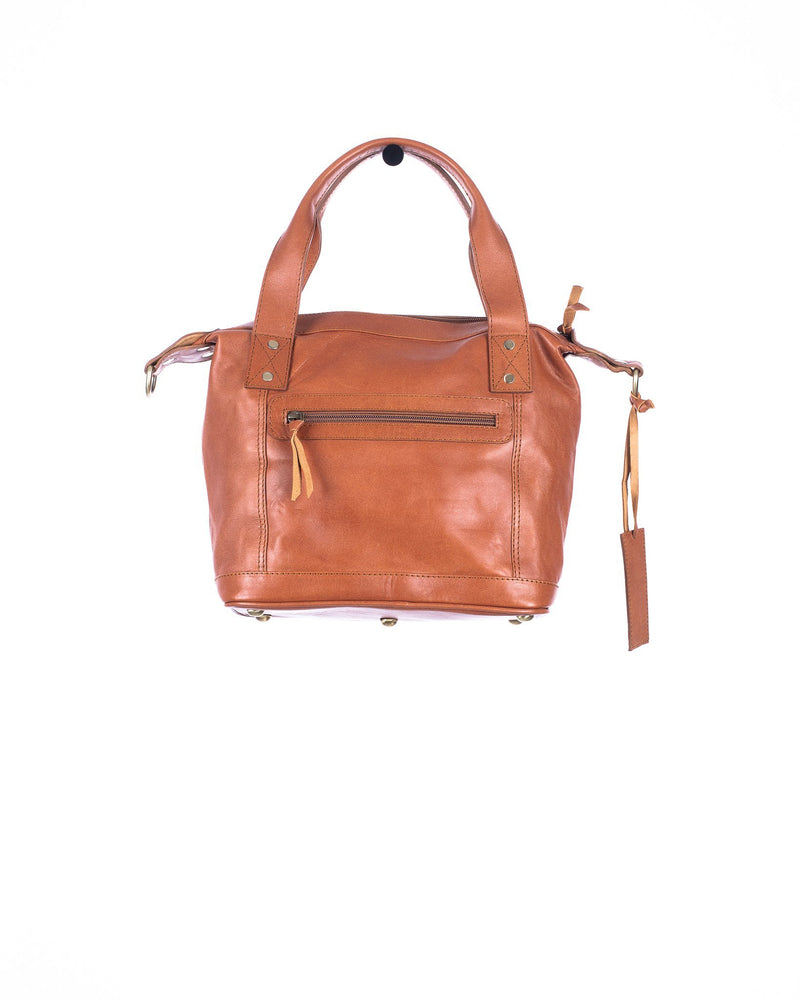 ONE OF A KIND MOROCCO LEATHER SONIA CARRYALL NO. 1530