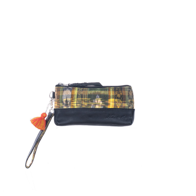 LITTLE BOSS CLUTCH - BLACK - CORTE NO. 73836