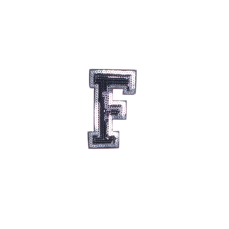 "BLOCK LETTER ""F"" PATCH"