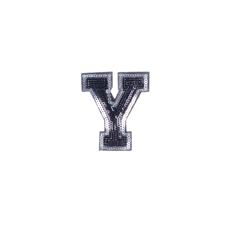 "BLOCK LETTER ""Y"" PATCH"