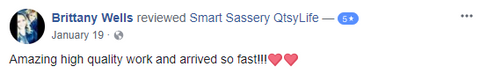 Smart Sassery Reviews