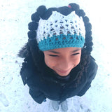 Elsa Crown Ear Warmer
