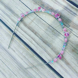 Beaded Headband - #QtsyLife  Fashion and Planner Accessories - QtsyLife.com
