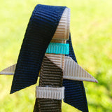 Pocahontas Ribbon Sculpture Hair Clip - #QtsyLife  Fashion and Planner Accessories - QtsyLife.com