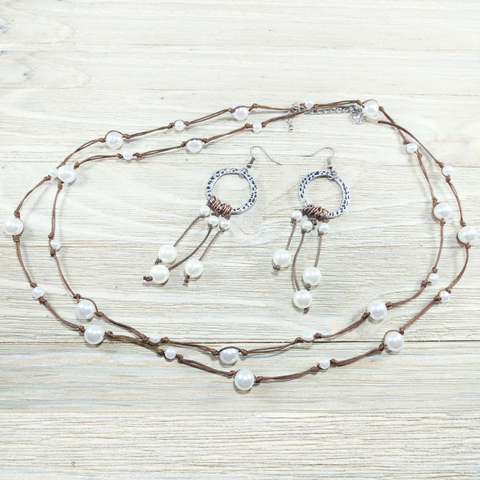 Beachy Jewelry Set