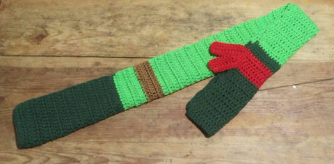 Teenage Mutant Ninja Turtle Scarf - #QtsyLife  Fashion and Planner Accessories - QtsyLife.com