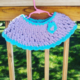 Toddler Poncho Style Crochet Sweater - #QtsyLife  Fashion and Planner Accessories - QtsyLife.com