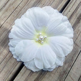 Gardenia Bridal Hair Flower - #QtsyLife  Fashion and Planner Accessories - QtsyLife.com