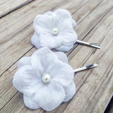 Phlox Hair Flower Hair Pin Set - #QtsyLife  Fashion and Planner Accessories - QtsyLife.com