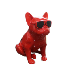 Full Size French Bulldog Bluetooth Wireless Speaker