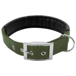 Dog Collar Soft Liner Padded Collars