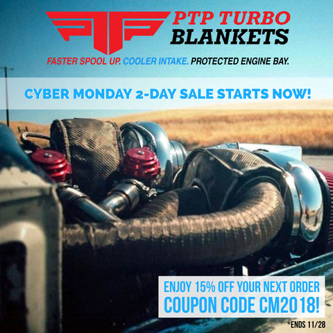 PTP Turbo Blankets Cyber Monday 2018