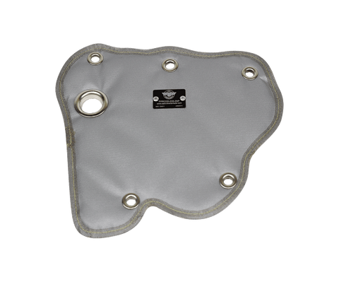 Dodge Dart Turbo Blanket - Silver
