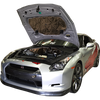 Nissan GT-R R35 Heat Management Package