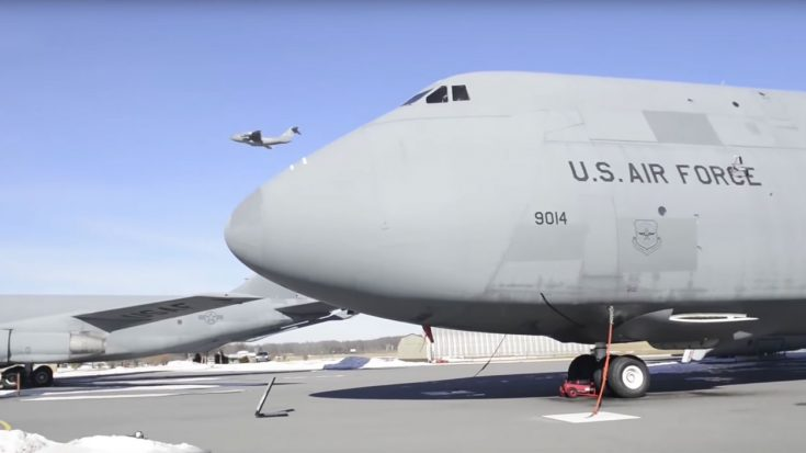 C-5 galaxy Songs | Inside The Gigantic C-5 Galaxy – Awesome Tour Of The Enormous Plane | Frontline Videos