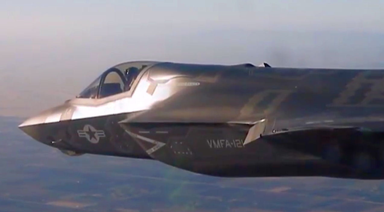 Weapons Songs | F-35 Reveals An Unexpected New Weapon For The First Time | Frontline Videos