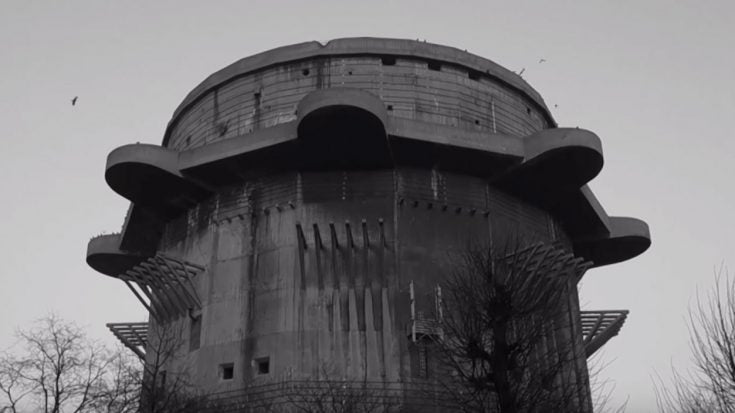 Blasted, Bombed And Set On Fire – 75 Years Later The Flak Towers Still Stand Tall   Frontline Videos