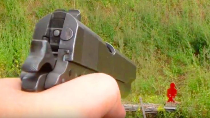 WWII M1911 Pistol Shots Vs Targets – How Does It Hold Up 73 Years Later? | Frontline Videos