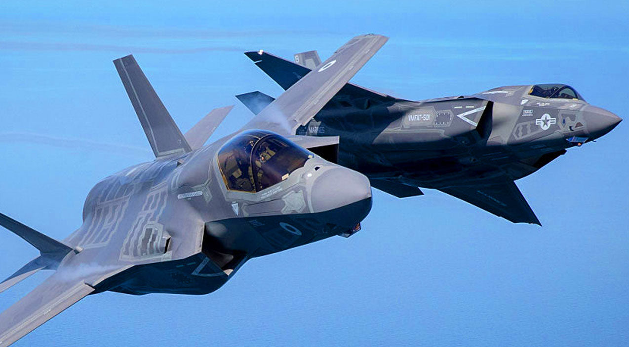 New Report Shows Marine Corps Pilots Gained A Distinct Advantage Over USAF | Frontline Videos