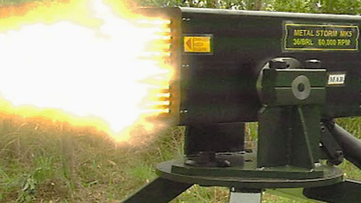 War Songs | World's Fastest Gun Blasts Over 1 Million Rounds Per Minute – Extreme Overkill | Frontline Videos