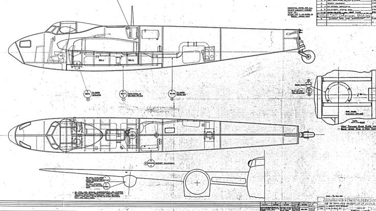 Blueprints Discovered In Decaying Factory Will Allow One Of WWII's Rarest Planes To Fly Again   Frontline Videos