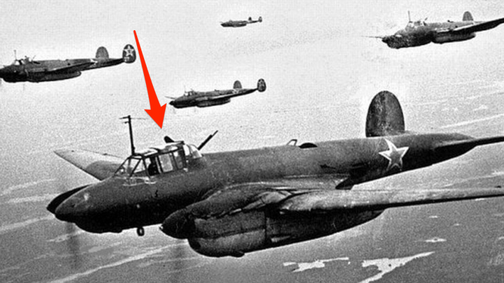 Why Does The Pe-2 Have Those Rabbit Ears? | Frontline Videos