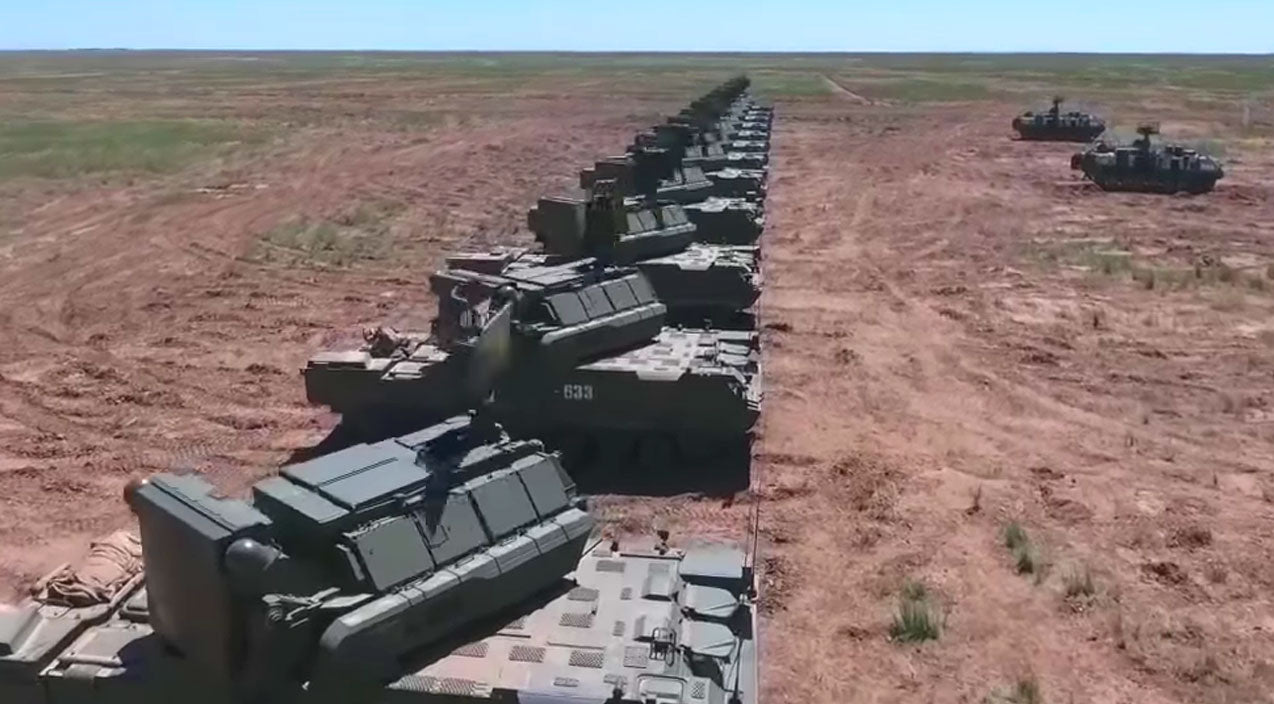 Tanks Songs | Russia's Lethal Anti-Air System Unleashes Explosive Onslaught | Frontline Videos