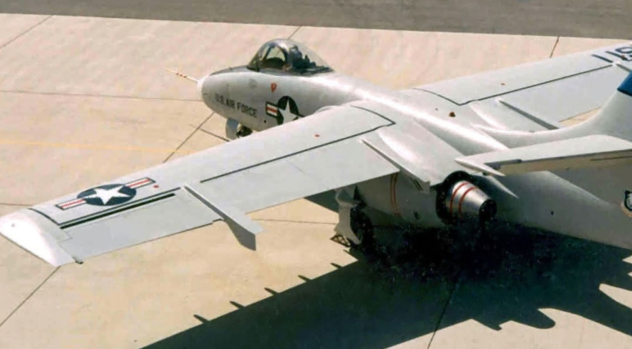 Ya-9 Songs | This Is The Plane The A-10 Had To Beat To Get Into Production | Frontline Videos