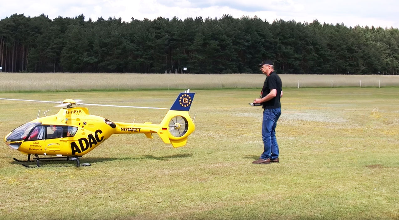 Rc Songs | World's Biggest Rc Helicopter Gets Flown By A Real Pro | Frontline Videos