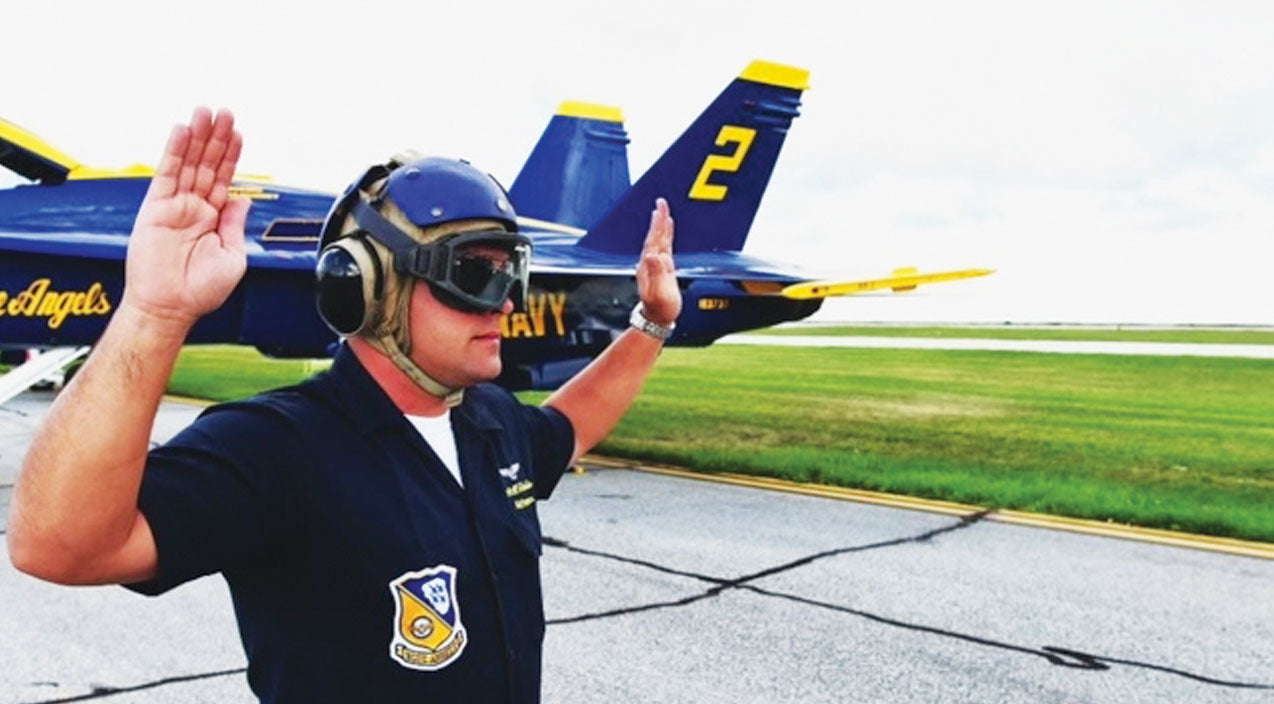 News Songs | News | Blue Angels Cancel Show Due To Bad Room Service | Frontline Videos