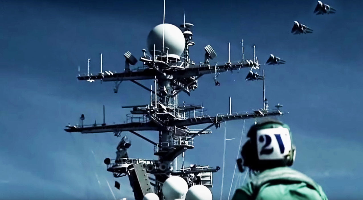 Tomcat Songs | This HD Compilation Of F-14 Tomcats Is The Best We've Ever Seen | Frontline Videos