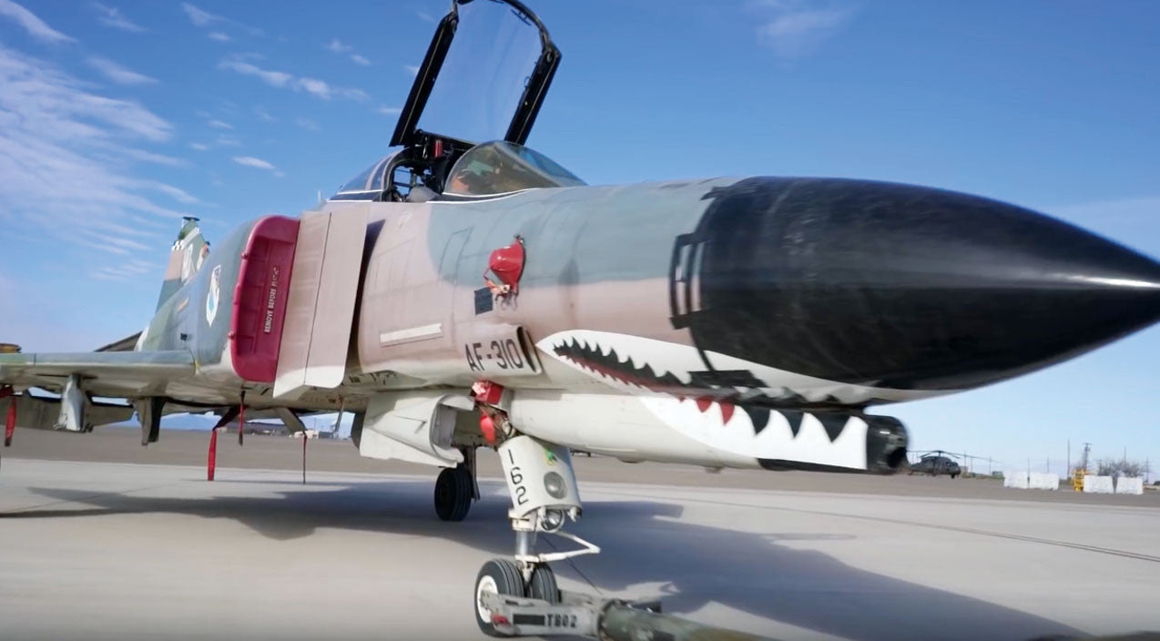 F-4 phantom Songs | We Just Found Out There Are 'F-4 Fanatics' Out There And They're Not Who You'd Expect | Frontline Videos
