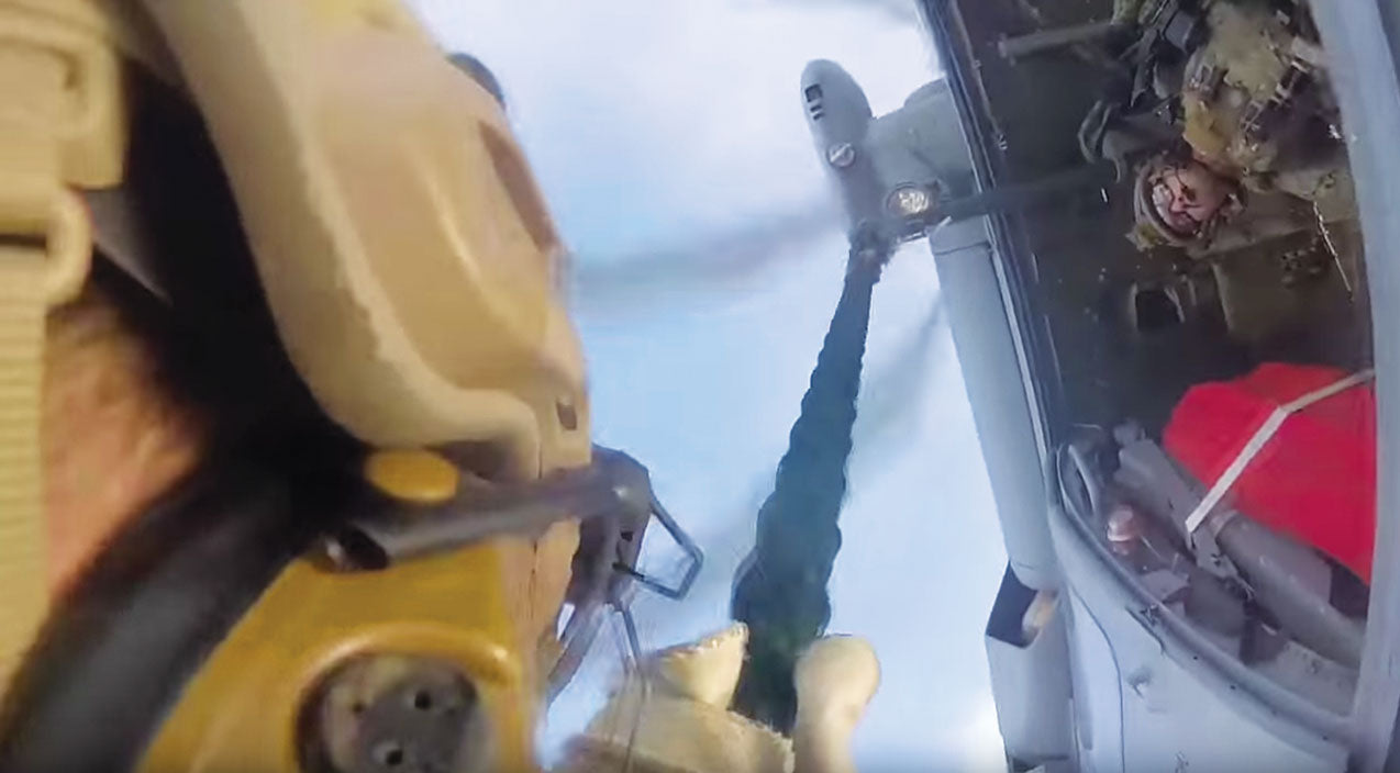 Navy Songs | This First Person Seaborne Helo Raid Will Blow Your Mind | Frontline Videos