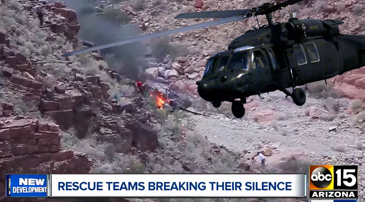 Usaf Songs | USAF Rescuers Of Deadly Grand Canyon Crash Say It Was Harder Than Iraq | Frontline Videos