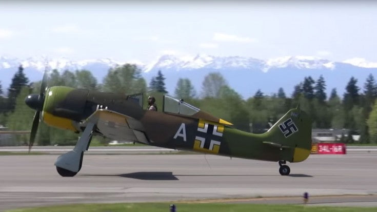 Original Fw 190 Returns To The Skies – Her Spectacular Flight | Frontline Videos