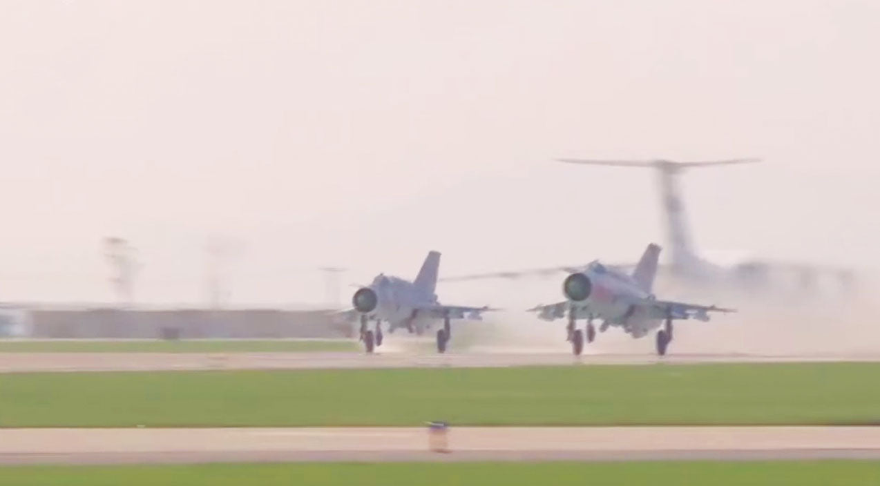 News Songs | N. Korea Hosts Its First Ever Military Airshow And It's...Well, You Don't Want To Miss It | Frontline Videos