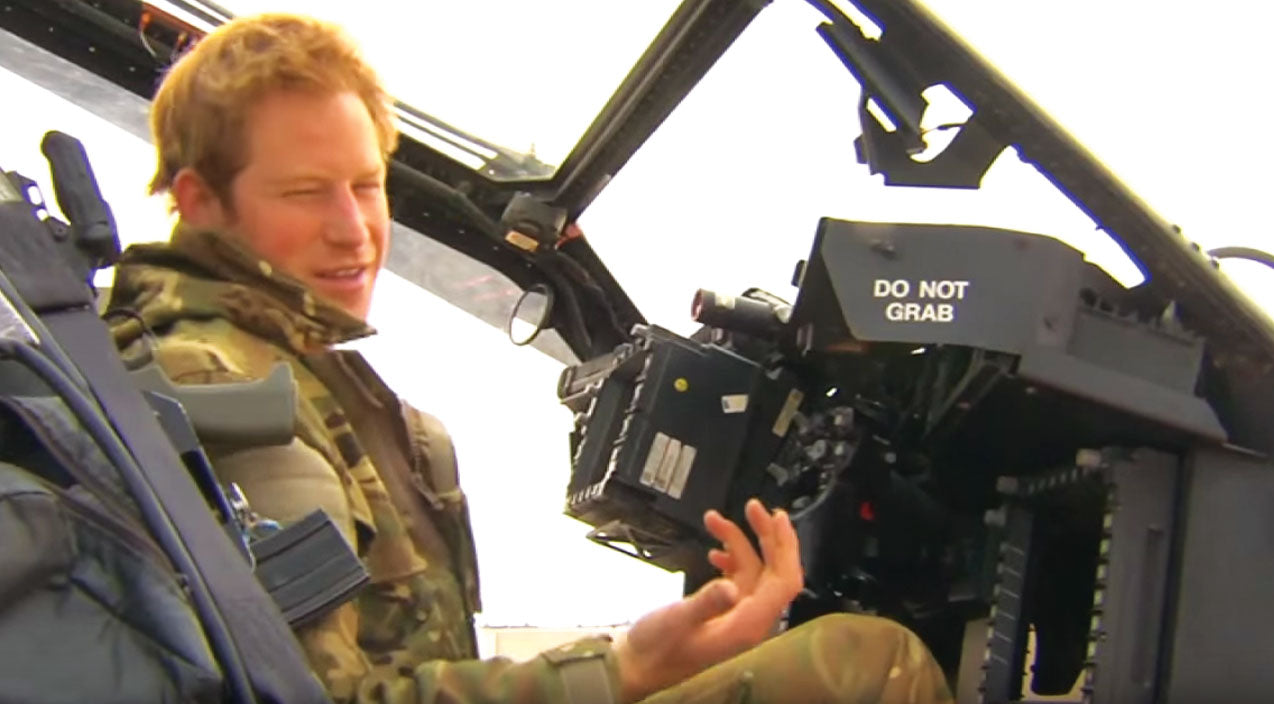 Prince harry Songs | Prince Harry Tells A Story About Flying You Would Never Expect To Hear | Frontline Videos