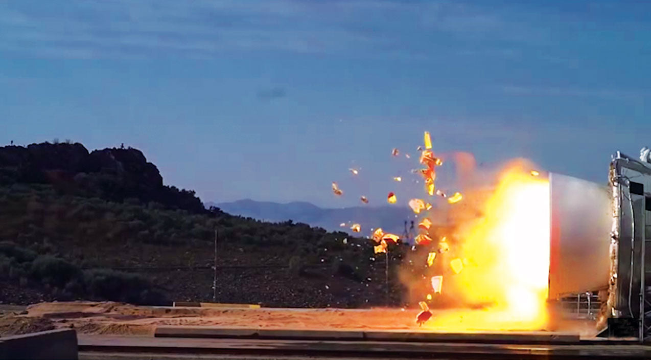 Slow motion Songs | A Mesmerizing Slow Motion Look At Our New Rocket | Frontline Videos