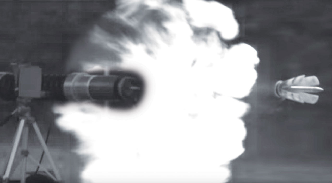 Weapons Songs | Seeing A Sabot Round Come Undone At 6,000 FPS Is Mesmerizing | Frontline Videos