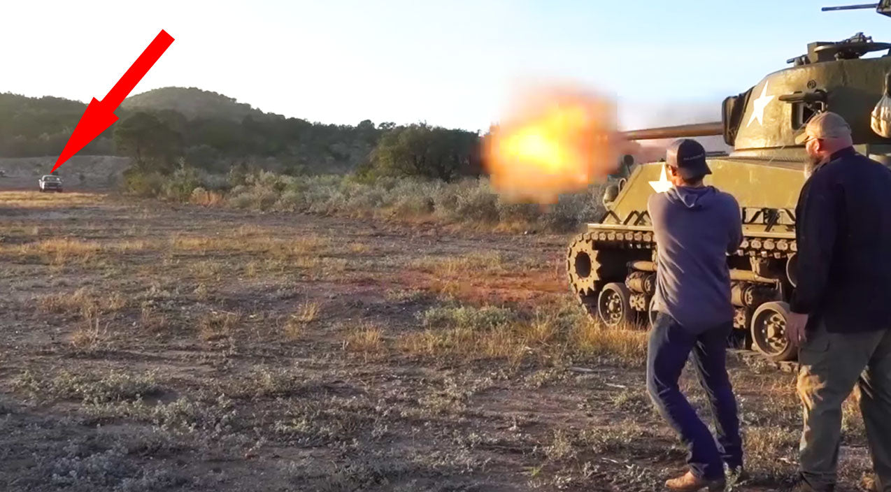 Tanks Songs | Guy Destroys Pickup With Tank In Every Way Imaginable-Calls Insurance | Frontline Videos