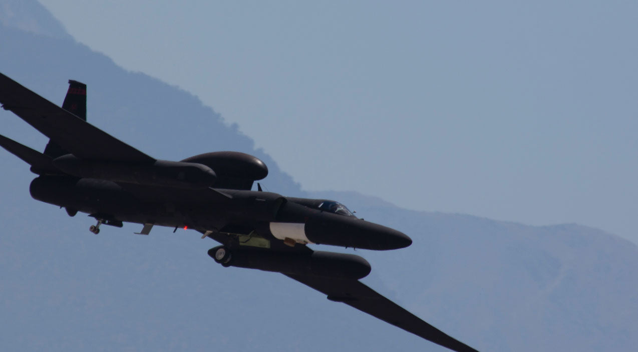 U-2 Songs | News | Bystander Films U-2 Plane Crash In California | Frontline Videos