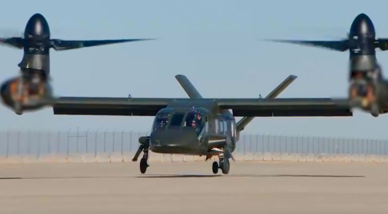 Takeoff Songs | V-280 Valor Finally Takes Off For The First Time But What's With That Blur On The Tilt Rotors? | Frontline Videos