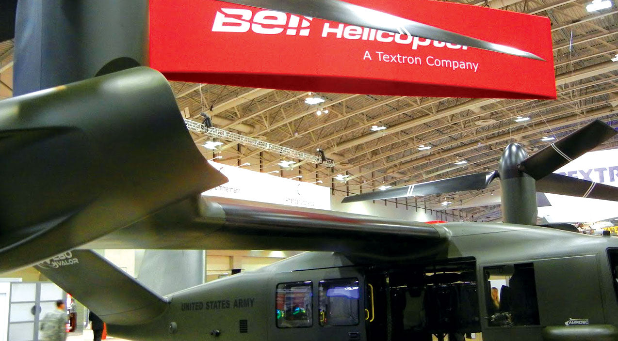 At The 2016 HAI Heli-Expo, Army's New Aircraft Valor Stole The Show | Frontline Videos